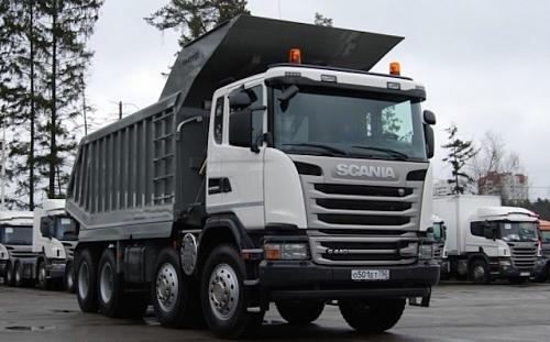 Покорители карьеров! Новые самосвалы от Scania и Iveco