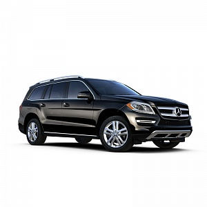 Mercedes GL350 Blue TEC 4MATIC